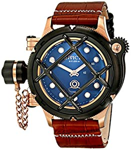 Invicta Men's 16163 Russian Diver Analog Display Mechanical Hand Wind Brown Watch Check Prices and Buy NOW!!! and review