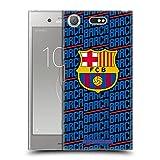 Head Case Designs sous Licence Officielle FC Barcelona Barca Crête Modèles Coque en Gel Doux...