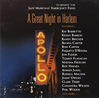 A Great Night in Harlem by Various Artists (2002-05-21)