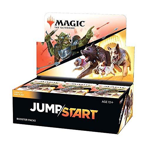 Magic: The Gathering Core Set 2021 Jumpstart Display 24 Boosters Inglés MTG C75150000