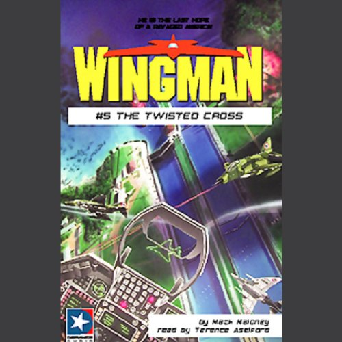 Wingman #5 audiobook cover art