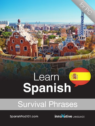 Learn Spanish - Survival Phrases Audio Course [Download]