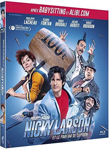 Nicky larson et le parfum de cupidon [Blu-ray] [FR Import]