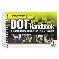 DOTハンドブック:トラックドライバーのコンプライアンスガイド(幅5インチ x 高さ7インチ、英語、スパイラル綴じ) - J. J. Keller & Associates - FMCSAとDOT規制の参照を提供。