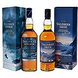 Bundle: Talisker Storm and Talisker Skye Single Malt Scotch Whisky