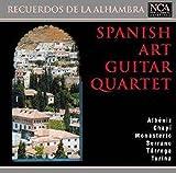 Recuerdos de la Alhambra - Spanish Art Guitar Quartet