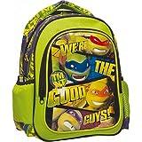 Giovas 334-09054 Ninja Turtles Zaino Multicolore