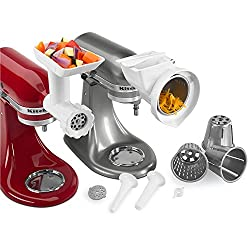 KitchenAid Meat Grinder, Rotor Slicer and Sausage Stuffer - The Homesteading Housewife's Christmas Wish List