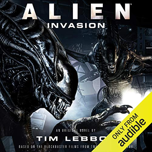 Alien: Invasion  By  cover art