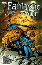 Fantastic Four by Waid & Wieringo Ultimate Collection, Book 4