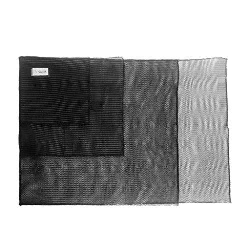 MagiDeal Nylon Drainage biologic Mesh für Bonsai Reptil Terrarium - 60 * 45cm