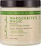 Carol's Daughter Marguerite's Magic Restorative Cream for Dry Brittle and Textured Hair with Shea and Cocoa Butter, 8 oz