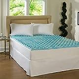 Simmons Beautyrest Comforpedic Loft from Beautyrest 3-inch Big Loft Gel Memory Foam Mattress Topper Full