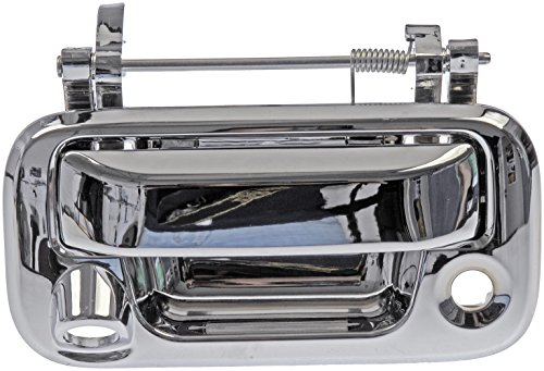 Price comparison product image Dorman 91077 Tailgate Handle for Select Ford Models,  Chrome