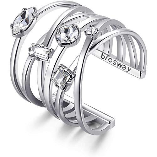 BROSWAY AFFINITY-anello MISURA 14 BFF124B