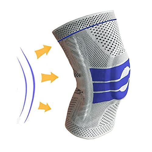 Knee Brace,Knee Compression Sleeve With Side...