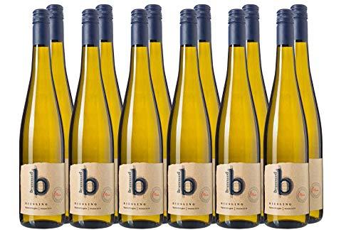 Weingut Brummund Riesling Sprendlingen 2018 trocken vegan (12 x 0.75 l)