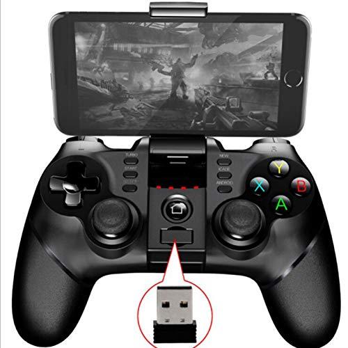 DZSF Bluetooth Gamepad Game Pad Controller Mobile Trigger Joystick para Android Teléfono Celular PC Hand Free Fire