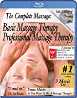 Complete Massage: Basic & Professional Massage [DVD]