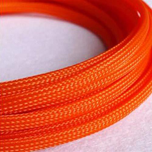 Cable Tidy Sleeves, Longitud de cable 1-20m mangas de piel de serpiente...