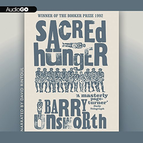 Sacred Hunger cover art