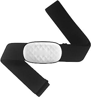 NEWMAN771Her Pulsómetro - Correa pectoral Bluetooth 4.0 Ant Fitness Sensor Fitness Tracker compatible con el ciclismo reloj deportivo App