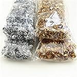 shinebear wholesale 144/lot one packs head 2cm gold silver plum artificial mini paper rose scrapbooking wedding decorations handicrafts – (color: silver)
