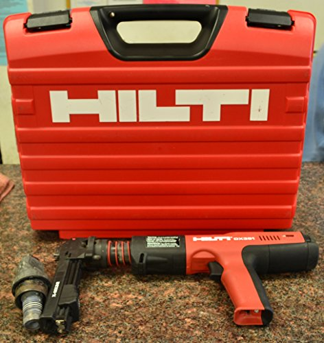 Hilti DX 351 Fully Automatic Powder-Actuated Tool with X-MX 32 Magazine - 374308