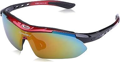 Oakley Wrap Around Gradient Lens Half frame Sport Sunglasses for Men