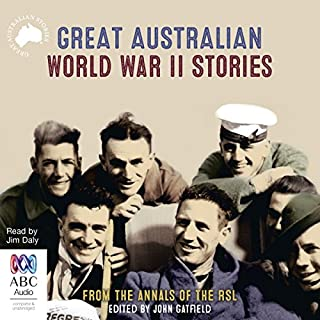 Great Australian World War II Stories cover art