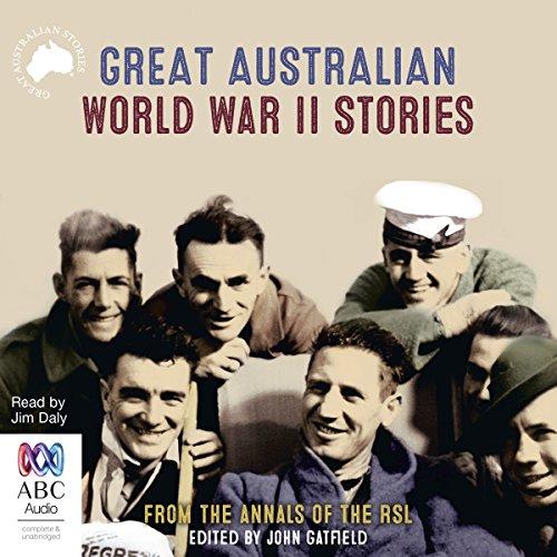 Great Australian World War II Stories cover art