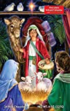 Vermont Christmas Company A Gift for The King Chocolate Advent Calendar & Nativity Story