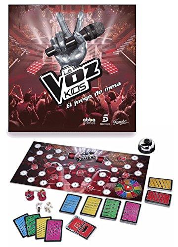 Famogames - La Voz Kids (Famosa 700012521)