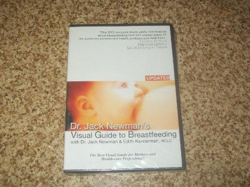 DR. Jack NEWMAN'S DVD Visual Guide to Breastfeeding