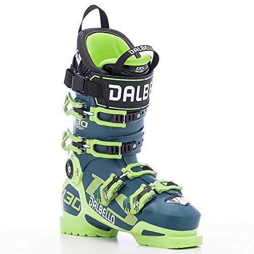 Dalbello Herren DS 130 MS Petrol/Lime Skischuhe, Gr. 26.5