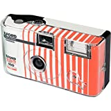 Ilford XP2 Super Single Use Camera with Flash (27 Exposures) Black and White Film...