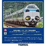 TOMIX Nゲージ 特別企画品 287系 パンダくろしお・Smileアドベンチャートレイン・新ロゴ セット 6両 97933 鉄道模型 電車
