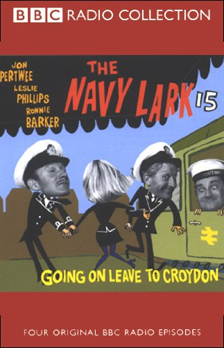 The Navy Lark, Volume 15 cover art