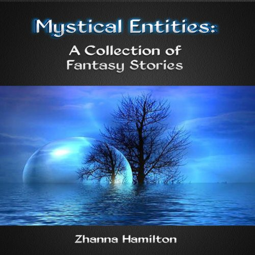 Mystical Entities audiobook cover art