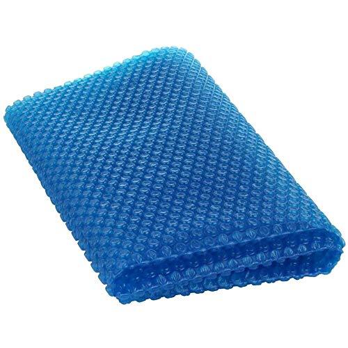 ZCJB Cobertor Piscina Azul Burbuja Cubierta de Piscina, Poli