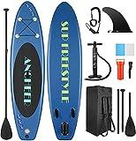 ANCHEER Tabla de Remo Inflable de pie, Sup Tabla Paddle Surf...