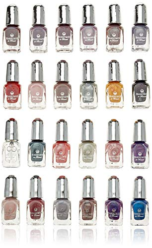 Advent Nails - Nagellack-Adventskalender mit 24 verschiedenen Trendfarben - von Boulevard de Beauté