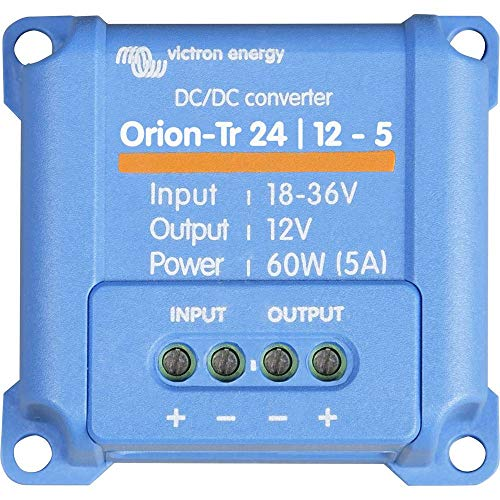 Victron DC/DC-Wandler Orion-Tr 24/12-5
