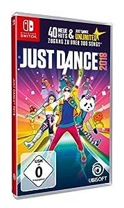 Just Dance 2018 - Nintendo Switch [Importación alemana]