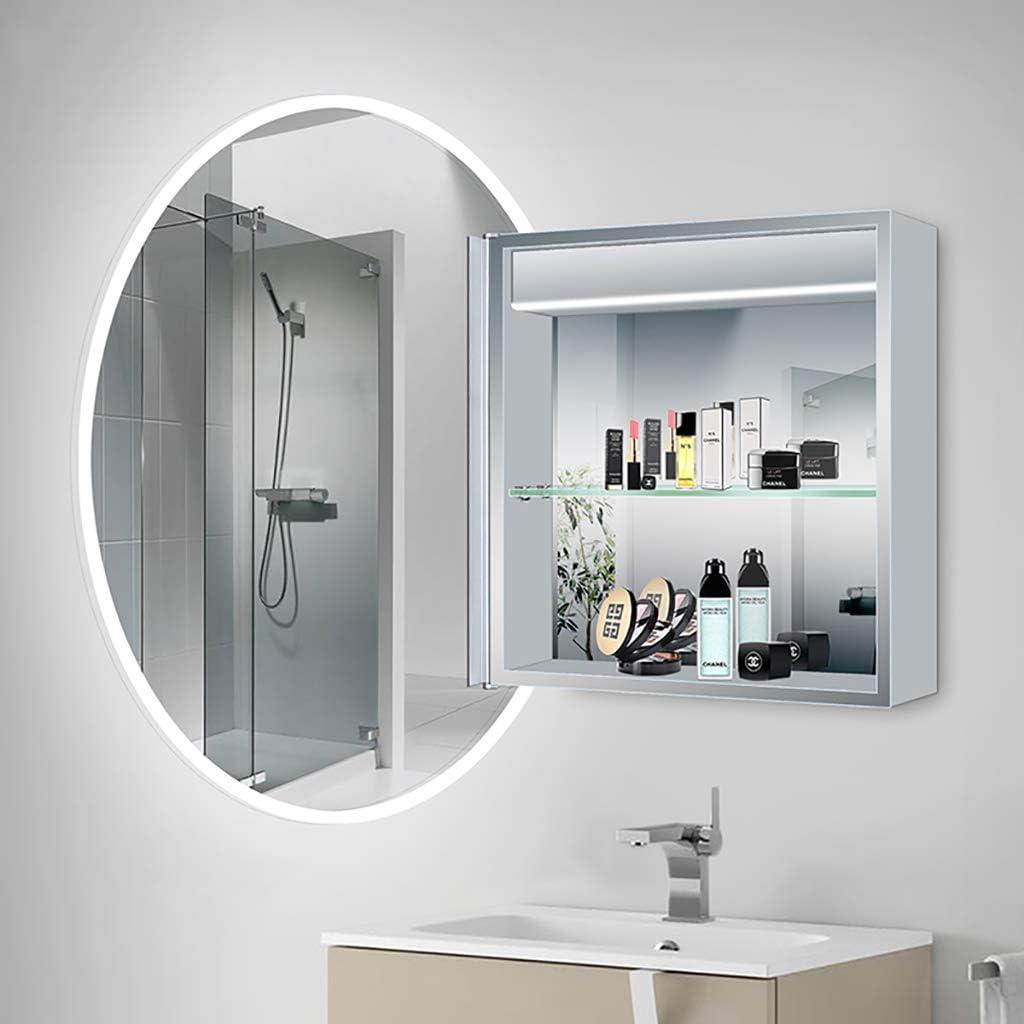 J+N Moderne Rund spiegelschrank Bad Iameter 20cm / 20.20in ...