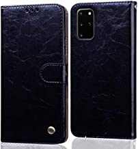 KINGCOM-Wallet Cases - Phone Case For Fundas for Lenovo A5000 A6000 A7000 A6010 A6020 A7020 A7010 Plus K10e70 P1ma40 K10A40 K33a42 Flip Leather Case Cover (Oil(Black) Lenovo A7000)