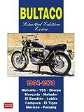 Bultaco 1964-1970 Limited Edition Extra: Extra 1964 - 1970 (Motor Books)