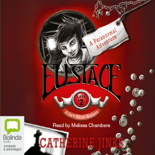Eustace audiobook cover art
