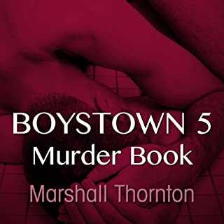 Murder Book audiobook cover art