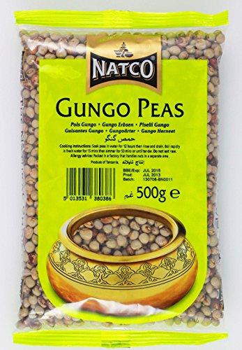 Natco Gungo Peas 500 g